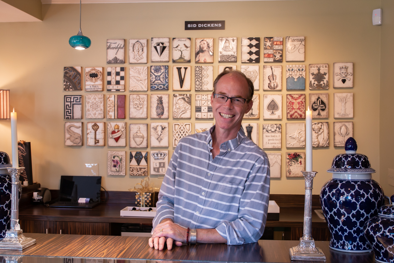 Brad Price, owner / Image: Elizabeth A. Lowry // Published: 9.11.19