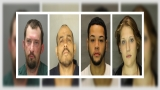 DA: Four people charged for their role in fatal heroin overdoses