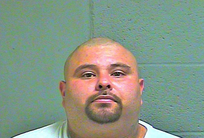 Jesus Cervantes was arrested Feb.16 in Oklahoma City in connection to a DEA investigation. (Oklahoma County Jail)