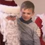Santa visits Hannibal Fire Department