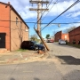 Officials: Woman crashes into utility pole causing power outage