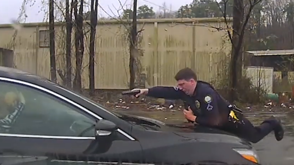 Little Rock police release video of deadly shooting