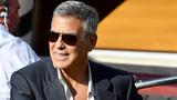 George Clooney pens poem to America: 'When I pray, I kneel'