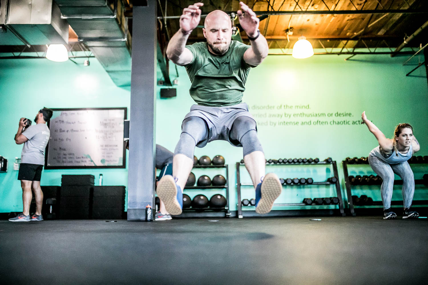 MADabolic focuses on long-term results, focuses on strength and form. (Image: MADabolic)