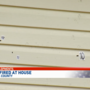 Multiple shots fired inside Escambia County home