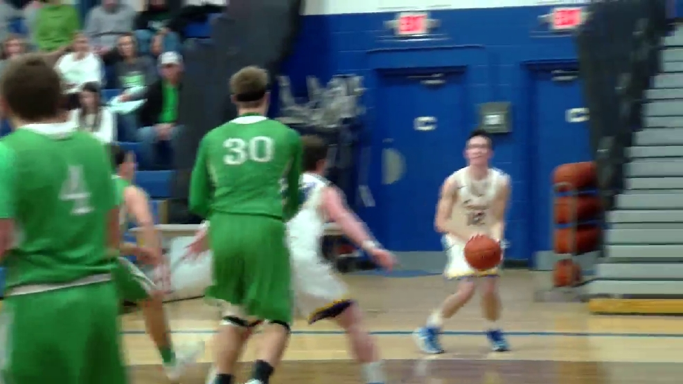 1.17.17 Video- St. John Central vs. Steubenville Central- high school boys basketball