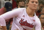 Nebraska volleyball-Kelly Hunter.PNG