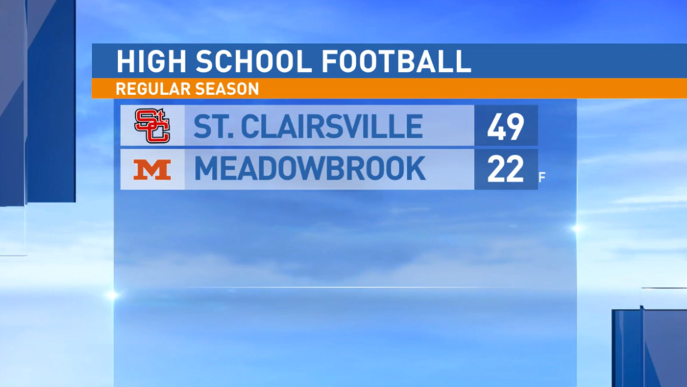 9.7.18 Highlights: St. Clairsville at Meadowbrook