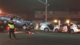 3-car crash near Gateway Mall sends 2 people to hospital