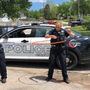 Nebraska officers try the #HulaHoopChallenge