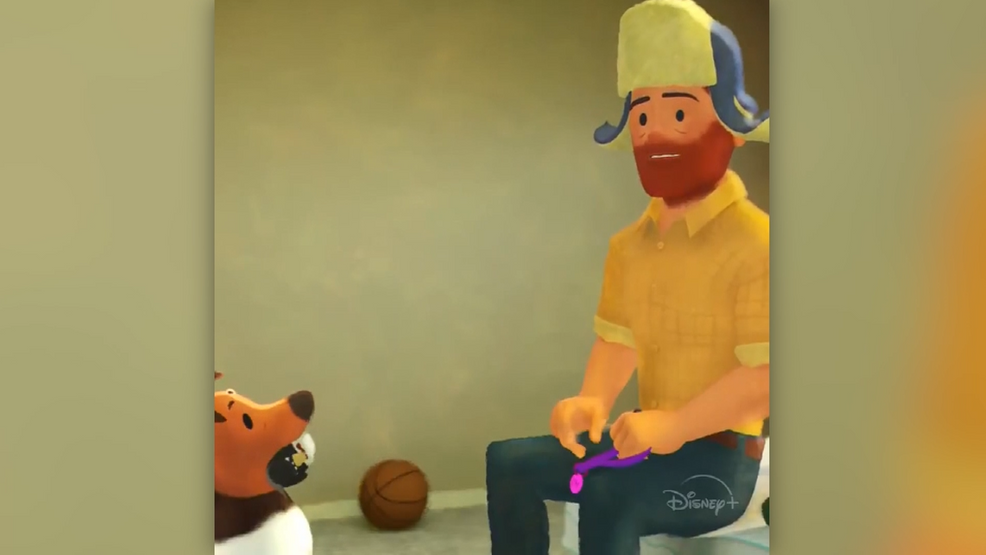 Pixar's short film 'Out' features first gay main character