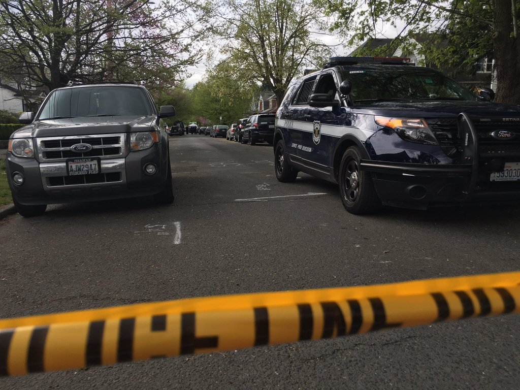 SPD investigates more body parts found near site of Renton mom's dismembered remains. April 15, 2016. (KOMO)