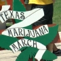 Marchers gather for marijuana law reform