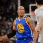 Warriors' David West revealing Spurs corporate knowledge to Golden State