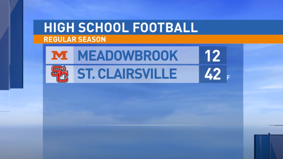 9.13.19 Highlights: Meadowbrook at St. Clairsville