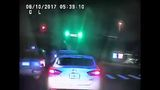 VIDEO: Deputy nearly killed by suspected drunk driver