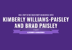 Win a Trip to the Disco Party in Nashville with Brad Paisley and Kimberly Williams-Paisley