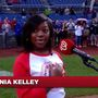 Little Rock teen sings National Anthem at Washington Nationals game