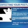 Tips on how to get perfect posture from a physical therapist at Athletico