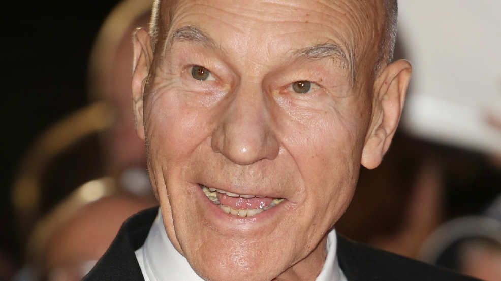 Patrick Stewart credits daily marijuana use for reducing arthritis symptoms