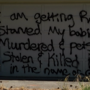 Grants Pass residents concerned for neighborhood safety after disturbing message