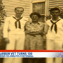Pearl Harbor veteran celebrates 100th birthday