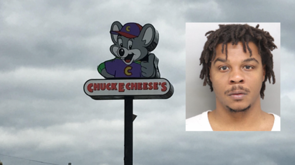 Suspect in Sharonville Chuck E. Cheese fight arrested