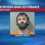 FBI to review bank disturbance in Chamois