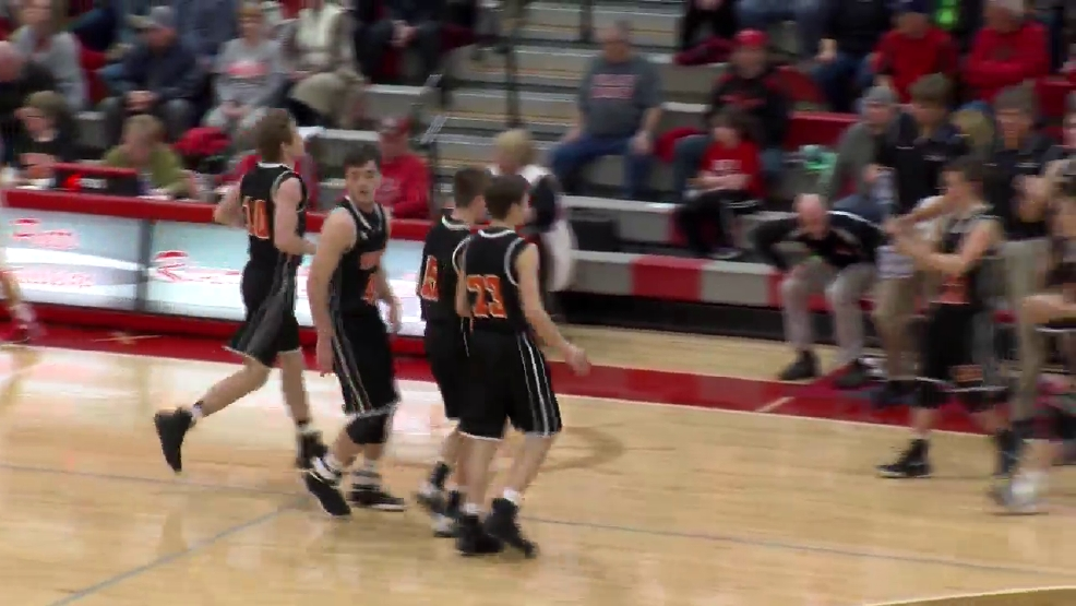 1.27.17 Video- Shadyside vs. River- high school boys basketball