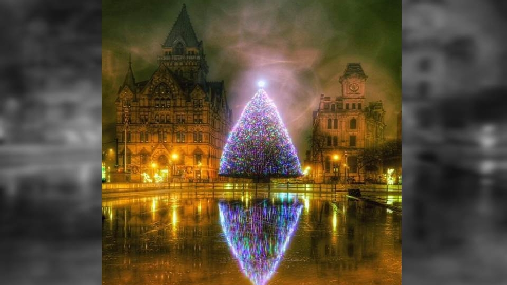 Christmas Tree Syracuse Ny