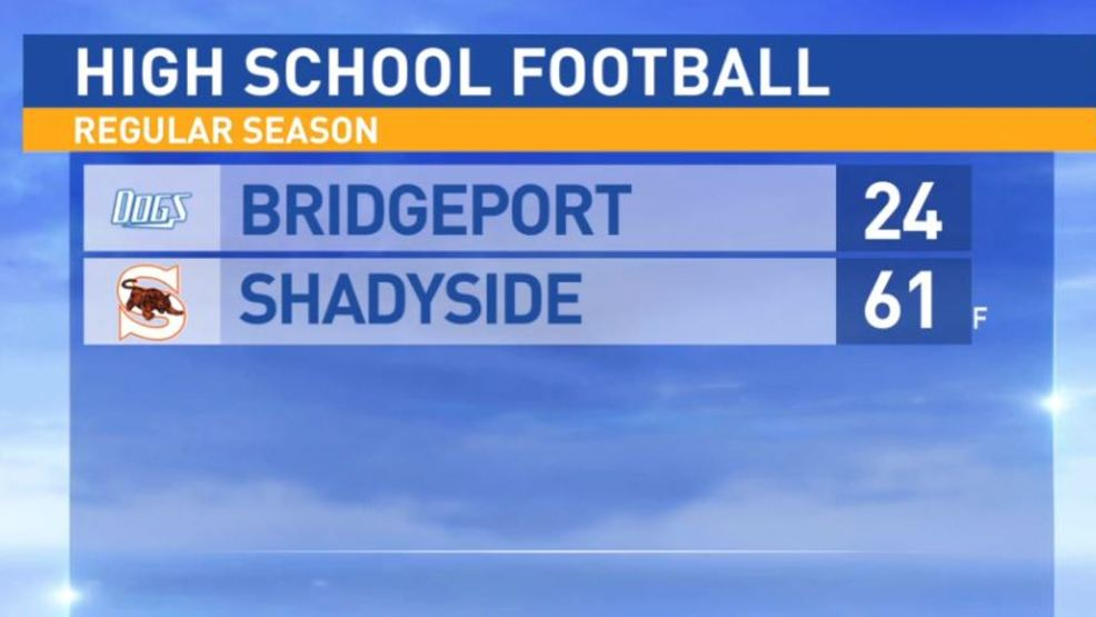 10.20.17:  Bridgeport at Shadyside