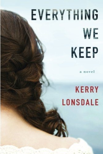 #20. Everything We Keep by Kerry Lonsdale  Amazon announced the best-selling books of 2016 earlier this week! How many have you read? (Image: Amazon.com)
