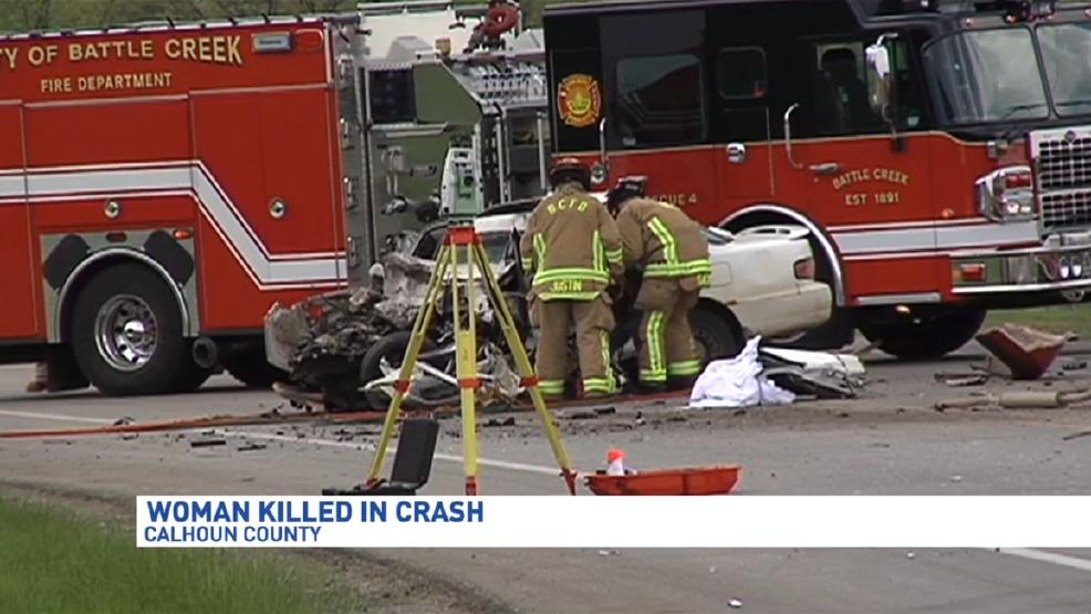 Police identify victim in fatal Battle Creek crash   WWMT