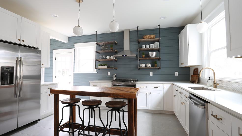 Revival Designsu0027 Latest Oakley House Flip Is HGTV Worthy .