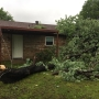 Tree falls on home in Skiatook neighborhood