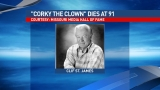 PHOTO GALLERY: Clif St. James, 'Corky the Clown' on St. Louis TV, dies