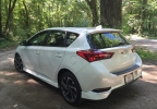 2016 Scion iM rear