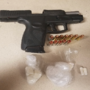 Two men arrested in Southeast Baltimore raid; gun and drugs seized