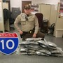 Fayette Co. seizes 26 Lbs of marijuana during traffic stop
