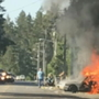 "Good Samaritans help pull injured man from burning car after crash: ""You gotta do it"""