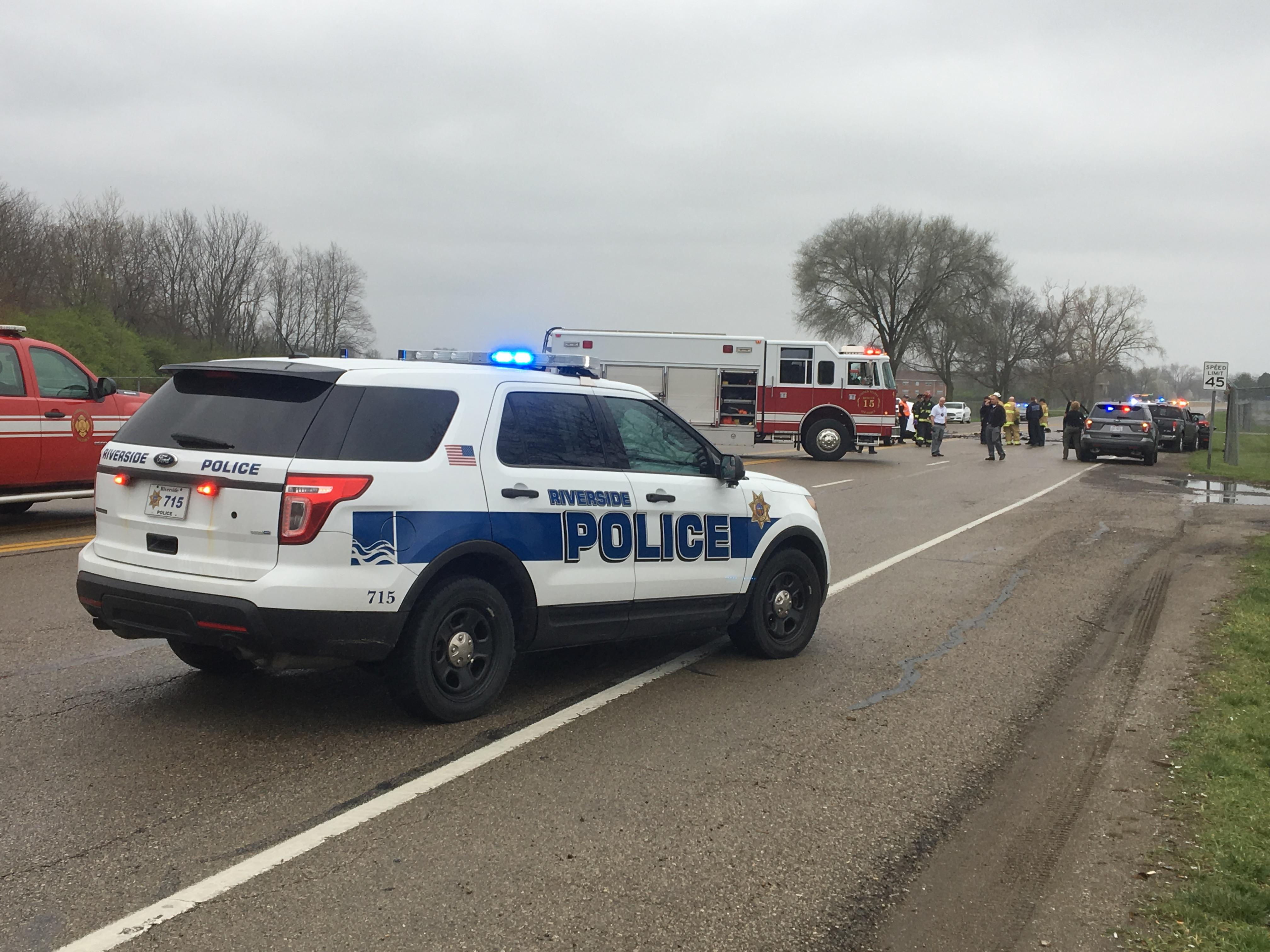 Coroner reportedly called to scene of multi-vehicle crash in Riverside (WKEF/WRGT)