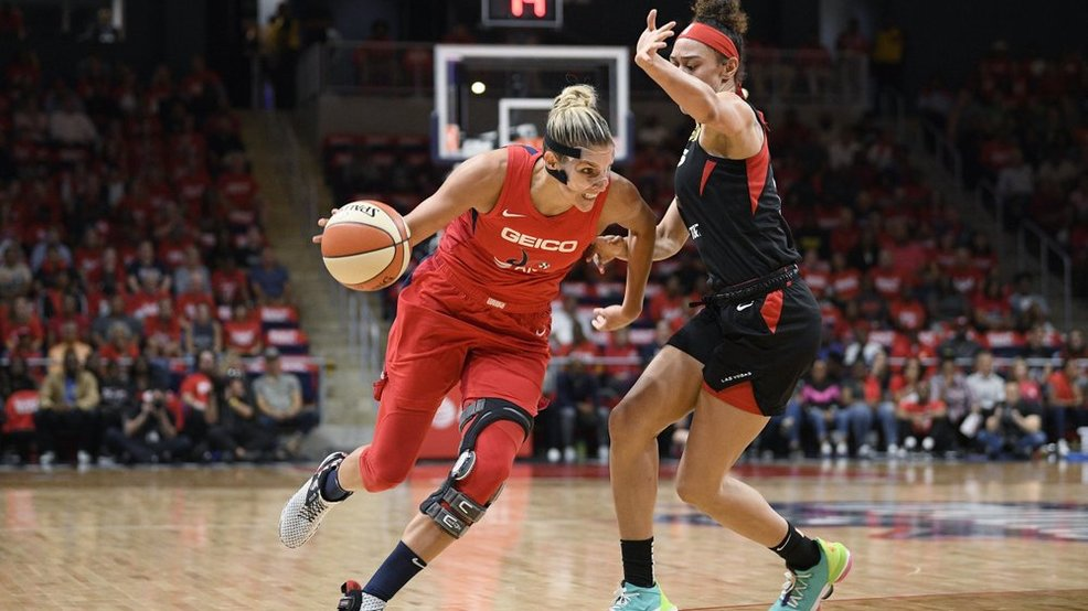 Mystics look to take 2-0 series lead as they host Aces in Game 2 of WNBA semifinals