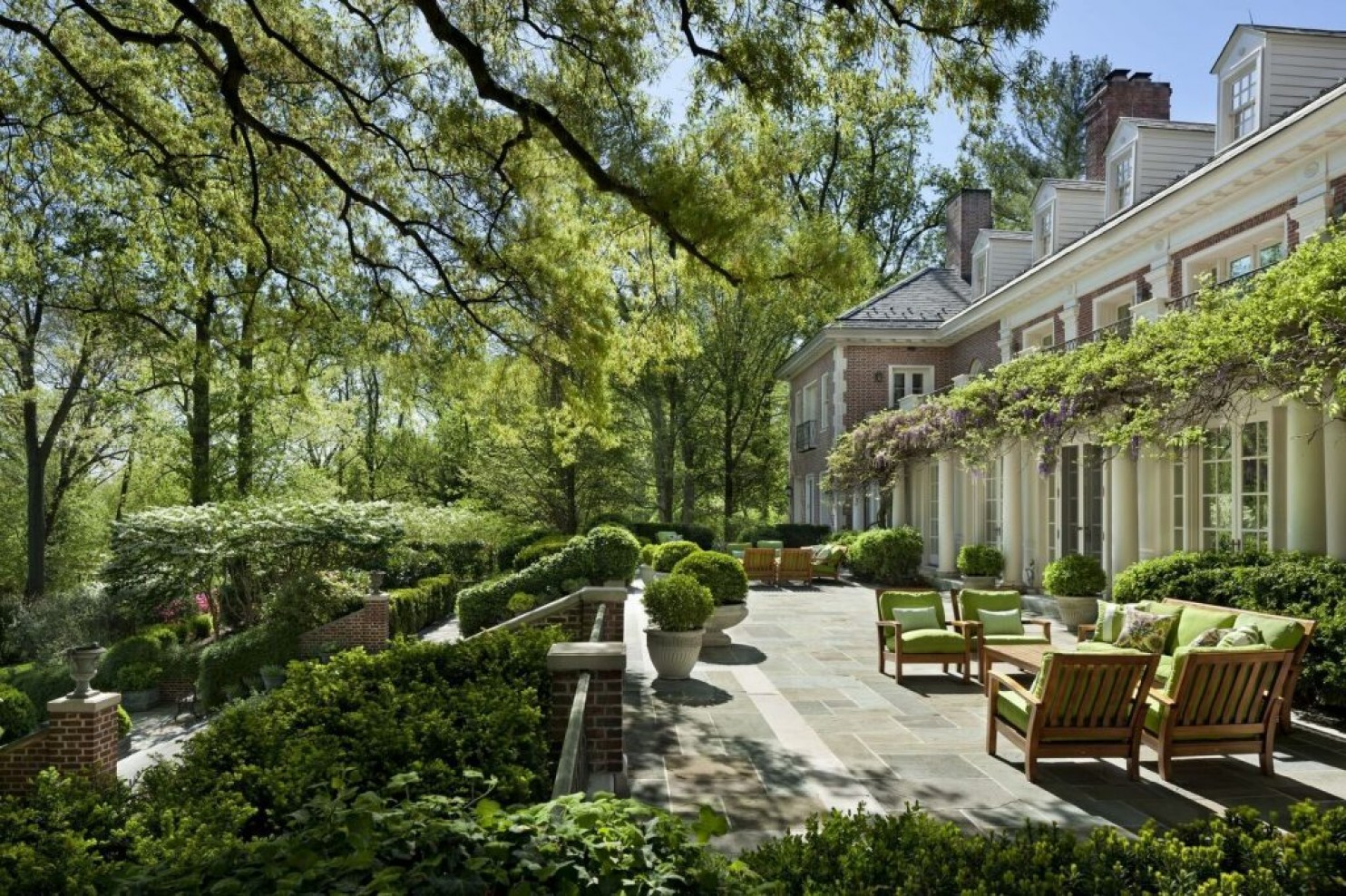 The childhood home of Jacqueline Kennedy Onassis has been put up for sale by its current owners. Their asking price: $49.5 million. (TTR Sotheby's International Realty)