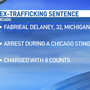 Michigan man sentenced in Chicago for sex trafficking