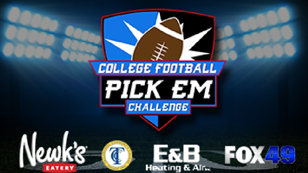 FOX49 College Football Challenge Presented by Newks Eatery