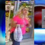 Woman caught on camera stealing slow-dispensing cash in Dalton