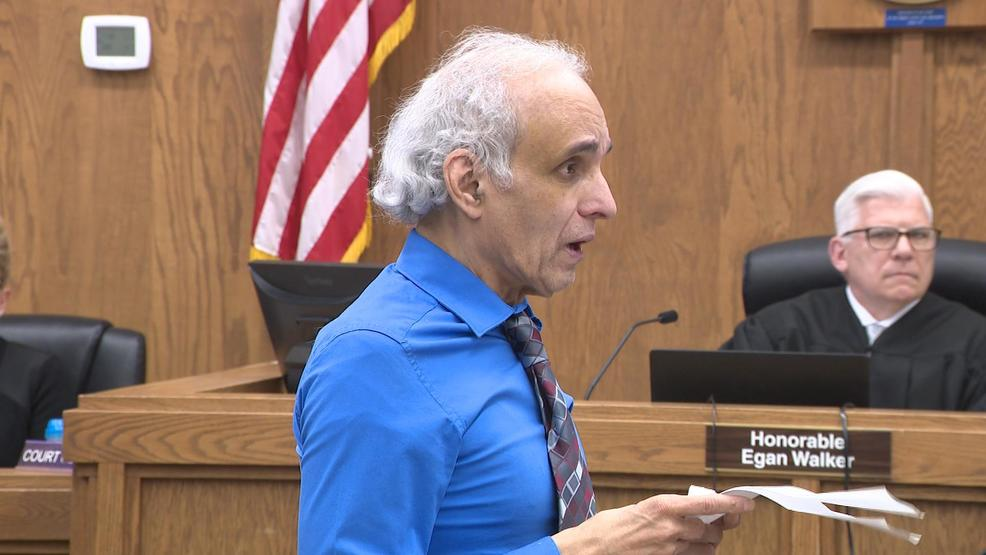 Nevada death row inmate makes emotional plea to have sentence lowered to life in prison