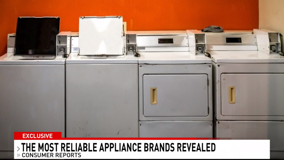 CONSUMER REPORTS: The most reliable appliance brands ...