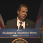 Cuomo touts state investments in downtown redevelopment