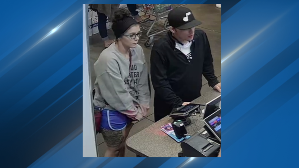 Two individuals wanted for passing counterfeit bills in Utah County